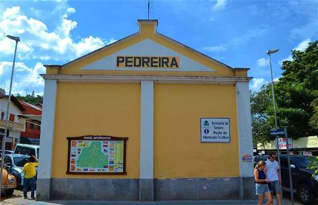 Estación de Ferrocarril de Pedreira