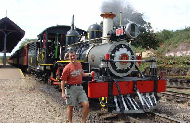 Tren a Tiradentes