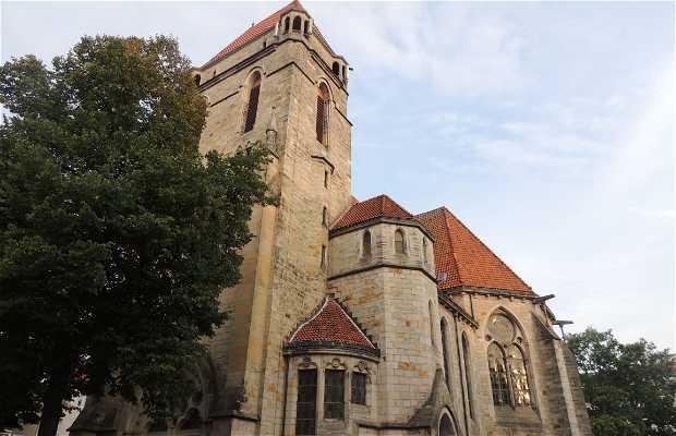 Luterkirche - Iglesia Luterana