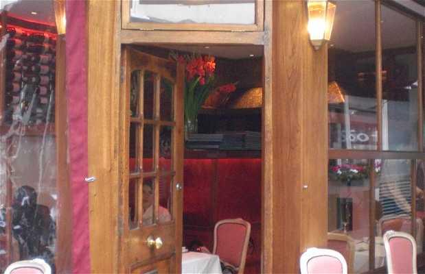 Le restaurant Iran