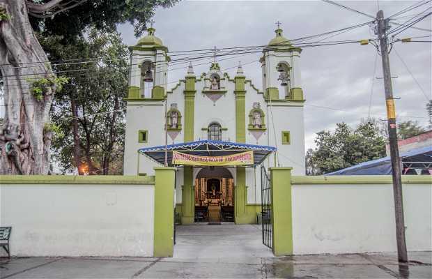 Iglesia de la Santísima Trinidad de las Huertas