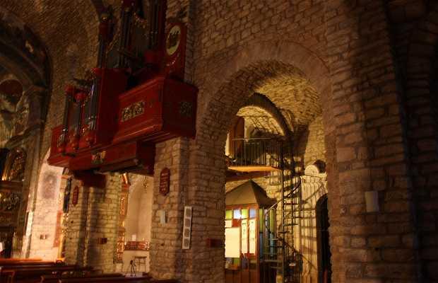 Temple de Sant Llorenç Morunys