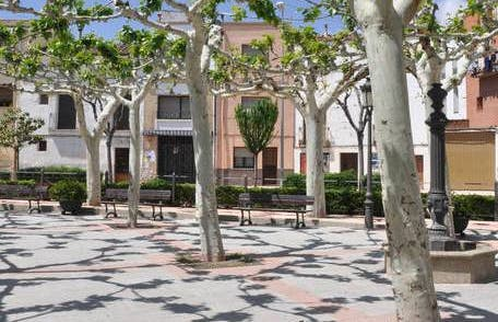 Plaza de San Francisco Javier