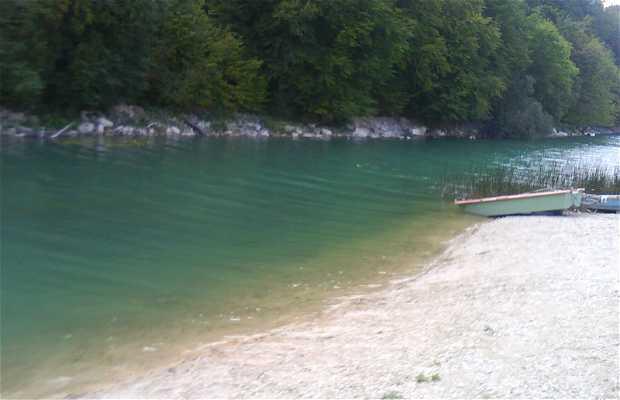 Le lac de Chalain