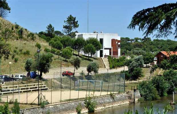 Alviela Science Center at Alviela River