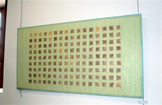 Exhibition of Gonzalo Páramo