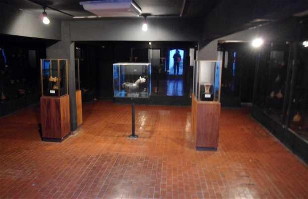 Museo de metales preciosos