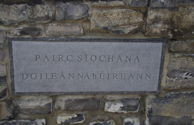 Island of Ireland Peace Park