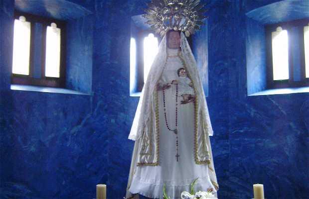 Chapelle de la Virgen de la probe