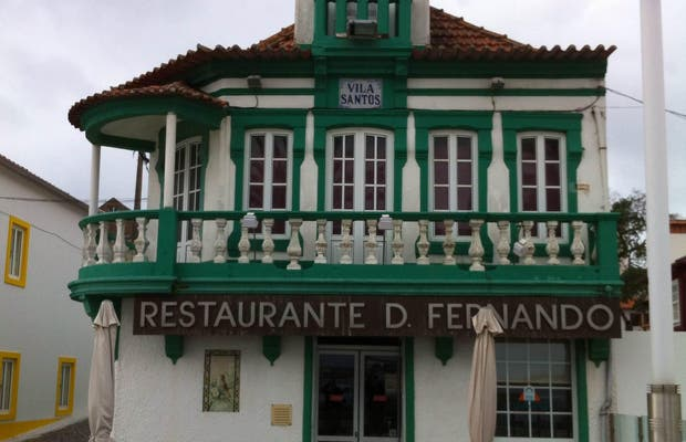 Restaurante Dom Fernando