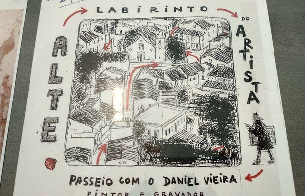 Ruta Daniel Vieira