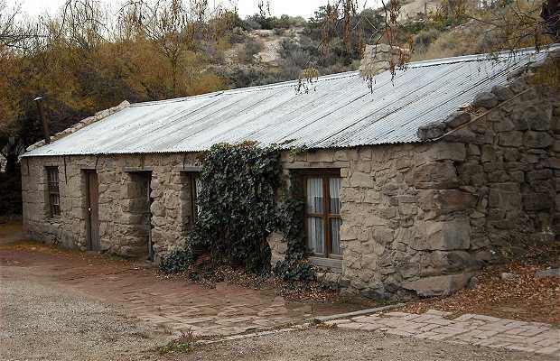 Premier logement de Gaiman