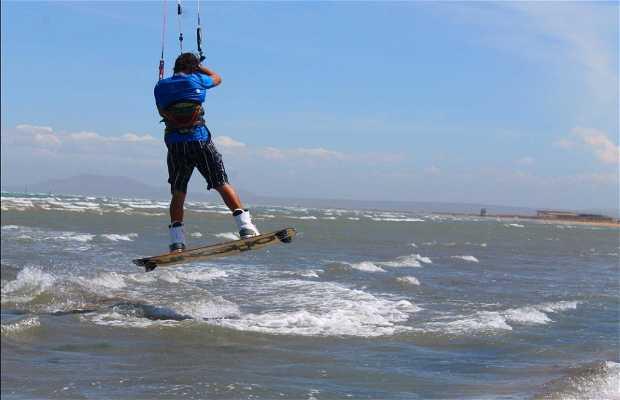 Fundación Adicora Kitesurfing