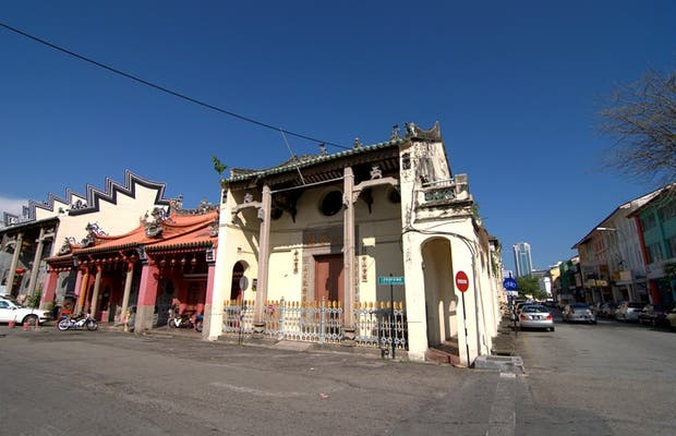 Temples de King Street