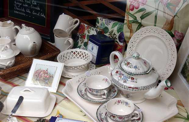 Salon de té Lindfield
