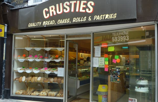 Panaderia Crusties