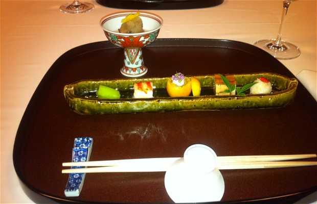 Restaurante Hamadaya Tokio
