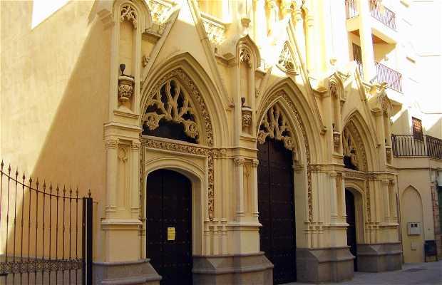 Chiesa della Milagrosa ó Nuestra Señora del Mar a Huelva