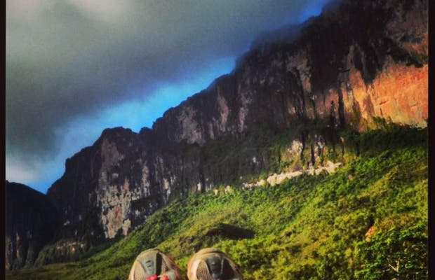 Campamento base Monte Roraima