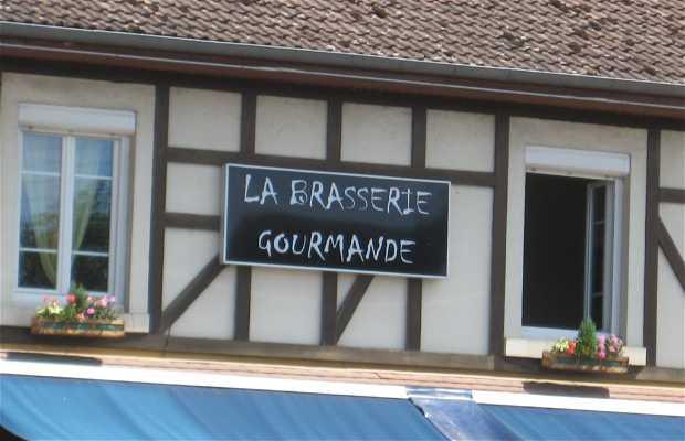 Restaurant la Gourmandiére