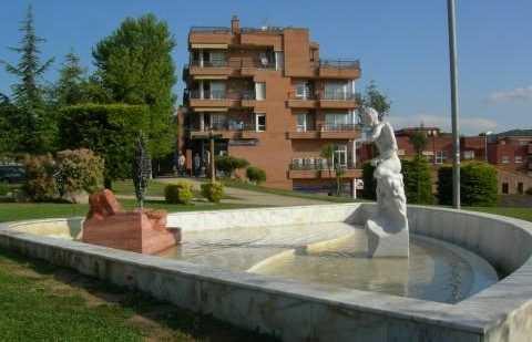 Monumento de Apolo y Dafne