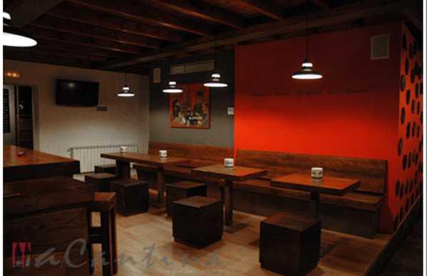 Restaurante aCantina dende 1947