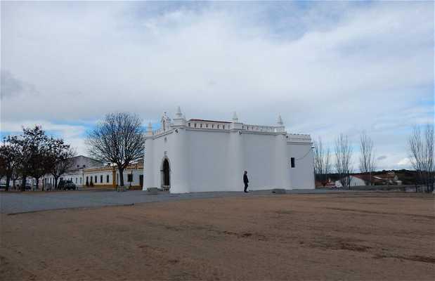 Ermita de San Sebastian - Ermida de São Sebastião