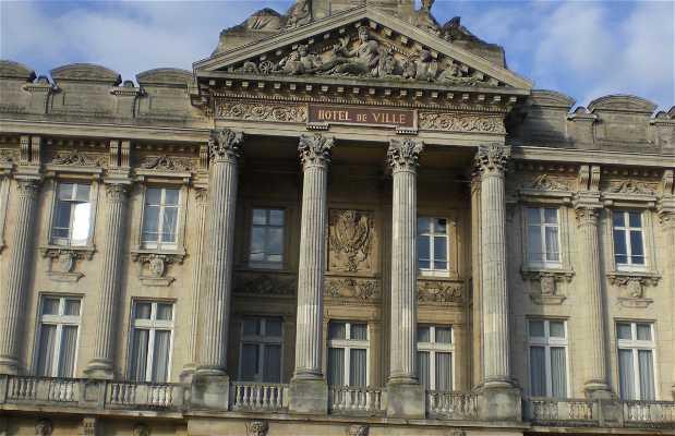 Hôtel de ville de Cambrai