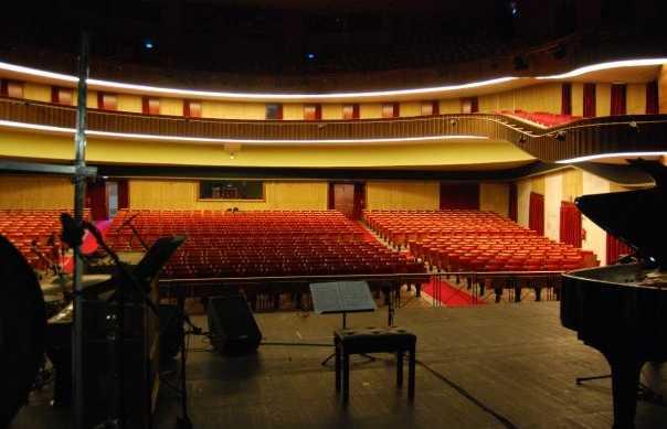Teatro de la laboral en gij n 6 opiniones y 4 fotos for Teatro de la laboral