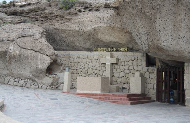 Cueva del Santo Hermano Pedro