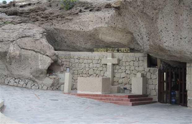 Grotte de frère Pedro