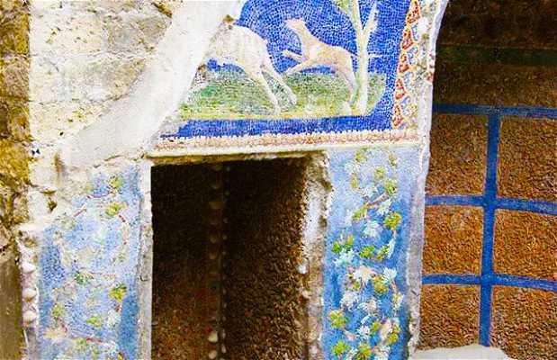 Mosaicos da Cidade Velha