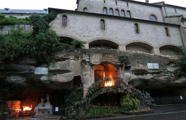 Les grottes Saint-Antoine