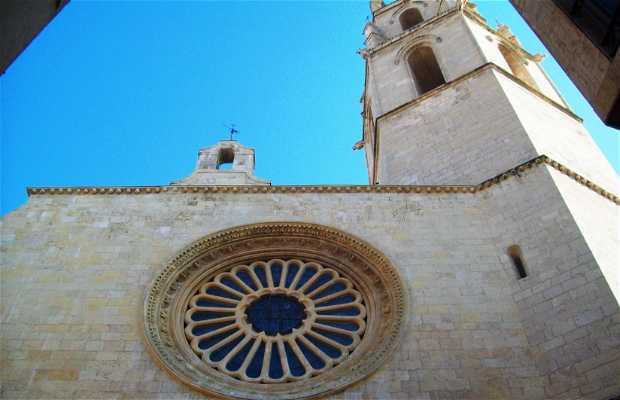 Eglise du prieuré de San Pedro