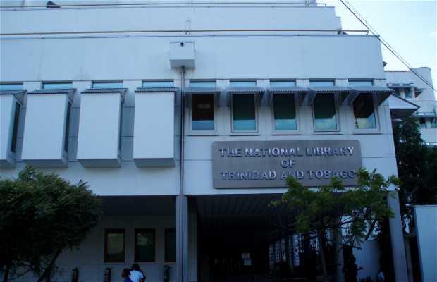 bibliothèque nationale de Trinidad-et-Tobago