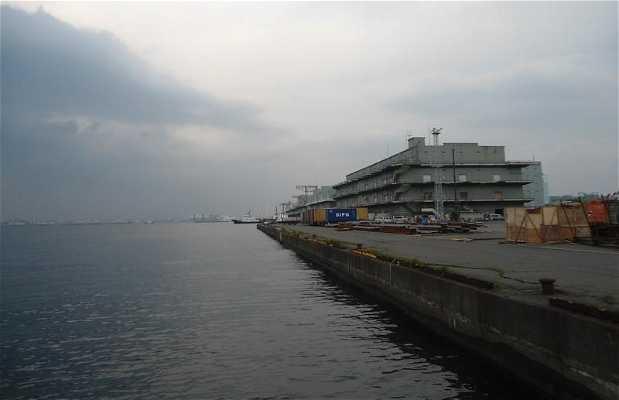 Port de Yokohama