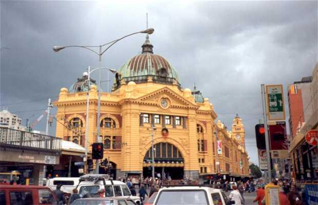 Stazione Ferroviaria di Flinders