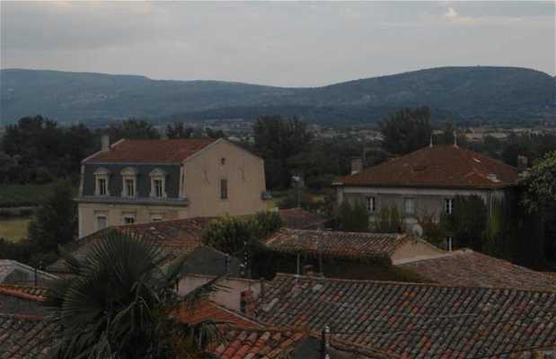 Mirador desde Marseillette