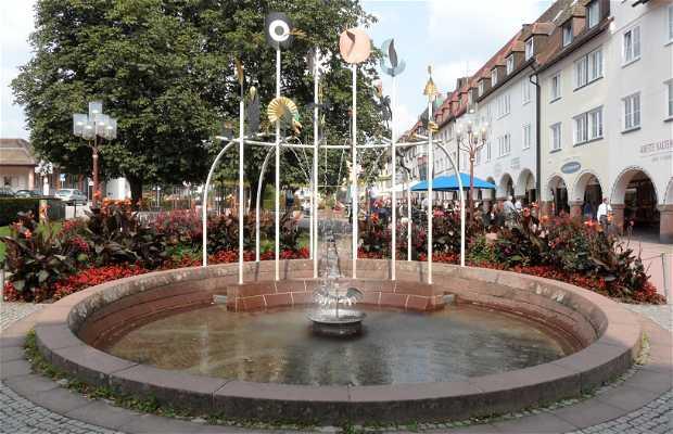 Fuente de la Selva Negra - Schwarzaldbrunnen