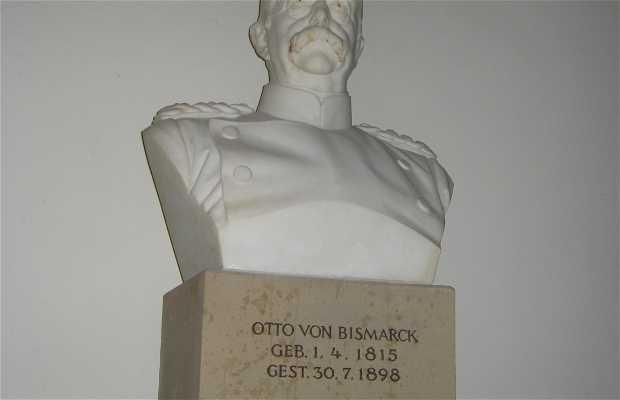 Estatua Otto de Bismark
