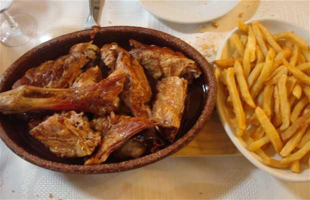Restaurante A. Manrique