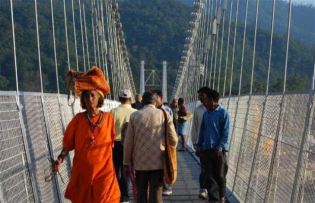 Lakshman jhula em rishikesh 5 opini es e 22 fotos for Terrace jhula