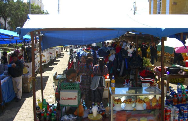Mercado de Sololá