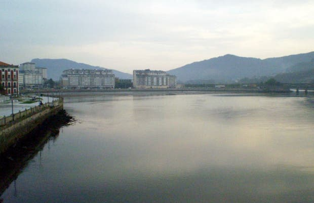 Anse de la rivière Landro