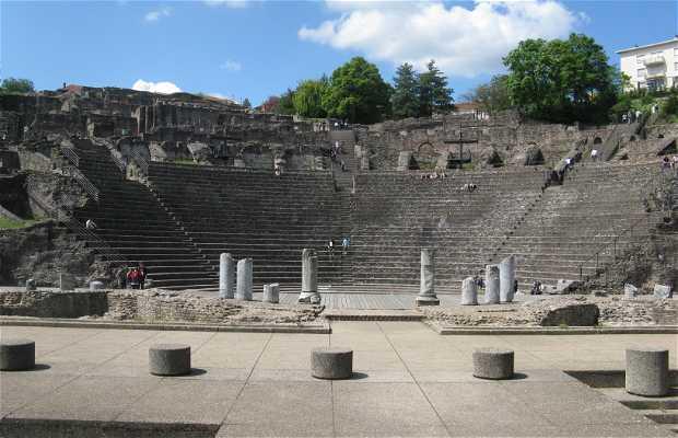Anfiteatro Romano de Fourviere