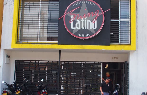 Escuela de Salsa Swing Latino
