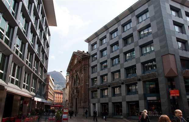 Place de Dante