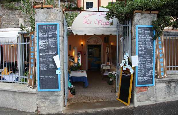 Restaurante La Voglia