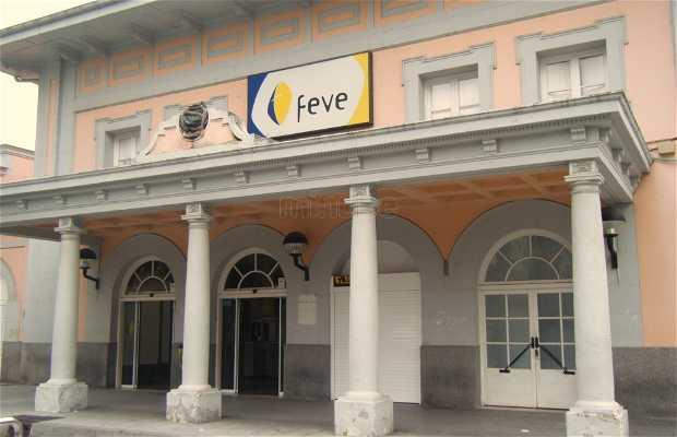 FEVE station