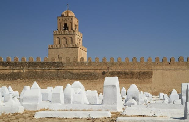 Cementerio y Mezquita de Kairouan